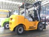 Chariot élévateur de levage de machine de fourche de 5 tonnes à vendre