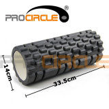 Rullo della gomma piuma della cavità del rullo della gomma piuma di griglia di Crossfit EVA (PC-FR1011)