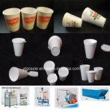 Plastikcup GlasherstellungsbildenThermoforming Maschine
