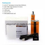 De Elektronische Sigaret van de Uitrusting van evic-Vt van Joye met 5000mAh