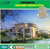 太陽電池パネルが付いているオーストラリアの標準贅沢なモジュラー家