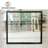 Painel de vidro transparente de vidro fixo