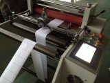 Sheet Cutting Machine에 인쇄된 Paper Roll