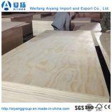 Bom preço melhor qualidade de madeira contraplacada comercial/Placa de mobiliário