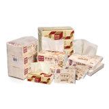 Caixa de boa qualidade com design de tecidos