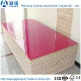 4*8FT E0/E1 MDF Melamina Grau de mobiliário interior