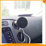 Caricatore magnetico senza fili dell'automobile del cunicolo di ventilazione per il telefono mobile