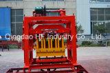 Machine de moulage manuelle de bloc concret de cavité de brique de la colle Qt4-40