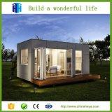 Precio prefabricado del envase de los hogares de China del hogar del kit del marco de acero