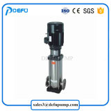 Cdl/Cdlf centrifugas verticales de Abastecimiento de Agua Bomba de cebado
