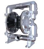 """"""" grande pompa per acque luride pneumatica dell'acciaio inossidabile di flusso 3"""