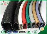 Striscia di gomma di sigillamento del testo fisso del bordo dell'acciaio e del PVC per antinvecchiamento