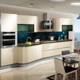 Preiswerter beweglicher Küche-Speicher, verwendete Küche-Schränke Craigslist