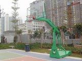 Painel de basquete temperado com balas de vidro