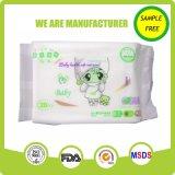 Ново - принесенный Wipe младенца внимательности кожи продукта влажный
