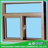 백색 프레임 UPVC /PVC 슬라이드 유리 Windows