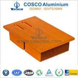 냉각 제품을%s Cosco 알루미늄 또는 알루미늄에 의하여 찢기는 열 싱크