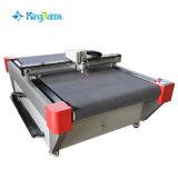 Máquina de corte de couro-1511 ods com Faca Oscilante