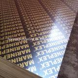 1220*2440mm Film enfrenta encofrados de madera contrachapada para el uso de la construcción