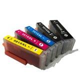 5pk Pgi-580 Cli581のキャノンPgi 580 Cli 581 Ts8152 Ts9150 Ts9155 Tr7550 Ts6150のインクジェット・プリンタのための互換性のあるインクカートリッジ