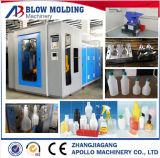 machine de moulage de coup de conteneurs de chocs de bouteilles de 100ml~10L HDPE/PP