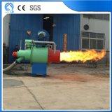 Brûleur de charbon pulvérisé pour chaudière à gaz