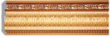Venta caliente decoración PS de moldeo de cornisa 1127#