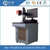 Zk-20 CNC van de vezel Laser die Machine merkt