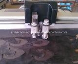 Cortador de mesa de corte Plotter Placa rígida e placa em PVC máquina da Faca Oscilante