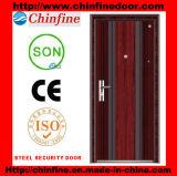 Porte en acier de garantie (CF-090)
