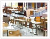 Conjunto de mesa de madeira Cantina de estilo Comapny com estilo América (FOH-BC26)