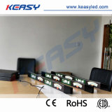P1.875 étagère pleine couleur intérieure affichage LED