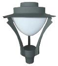 luz de aluminio del jardín del cuadrado LED de la alta calidad 30W
