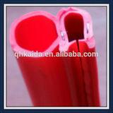 U decorativos de PVC fita de vedação de plástico