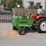 Het In balen verpakken van de Pers van het Hooi van de Apparatuur van het landbouwbedrijf Mini Ronde Apparatuur voor Verkoop