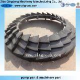 Carcaças feitas sob encomenda do OEM do aço inoxidável de carcaça de areia com fazer à máquina do CNC