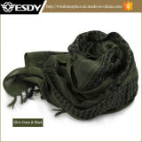 3-Colors Tactical Windproof Shemagh Arab Hijabs Bandanas Militar Exército Scarf