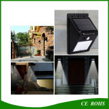 Fabrik Wholesale High Brightness Solar Garten Light für Garage Yard Path Campus