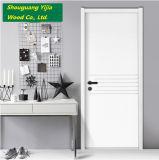 고전적인 작풍 백색 실내 나무로 되는 문