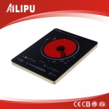 Certificato del CE e schermo di tocco nessun fornello infrarosso dell'alloggiamento di plastica di radiazione/fornello di ceramica