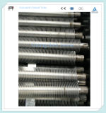 De roestvrij staal Uitgedreven Finned Buis van het Aluminium