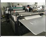Het Broodje van het Karton van het Document van kraftpapier om Scherpe Machine af te dekken die Machine (gelijkstroom-HK) scheuren