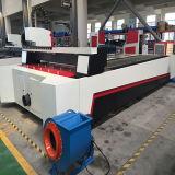 De Scherpe Machine van de Laser van de Vezel van het Koolstofstaal van het metaal (Tql-mfc500-3015)