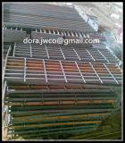 Espiral Staircase Metal / ISO Serrated Stair Treads Grating