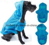애완 동물은 Coldproof 방수 개 비옷을 입는다