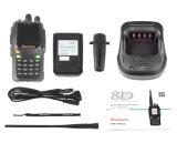 Wouxun Kg UV8d 136-174MHz及び400-480MHzデュアルバンドUHF VHFラジオ