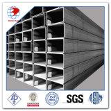 Conduttura d'acciaio saldata Q235B del quadrato del carbonio dalla Cina