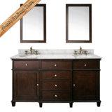 Voeden-1526D het Klassieke Kabinet Van uitstekende kwaliteit van de Badkamers van de Ijdelheid van de Badkamers