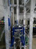 Ventil-Beutel-Film-durchbrennenmaschinen-mit Reißverschlussbeutel, der Maschine herstellt