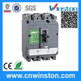 La serie de cvs magnéticos térmicos disyuntor de caja moldeada con aprobación CE